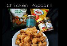 Chiken Popcorn by Sri Su Suharti