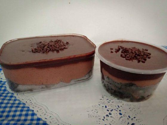 Choco Dessertbox by Ashalina Ashalina