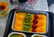 Resep puding buah by Khori