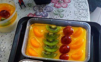 Resep puding buah by Khori