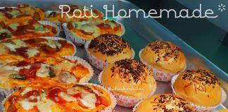 Roti Homemade by Endang Cukitri ke