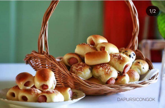 Roti Unyil by Dapursicongok Dapursicongok
