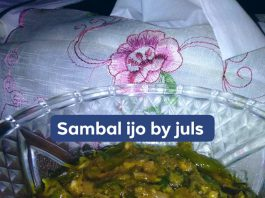 SAMBAL IJO by Julie Darwis