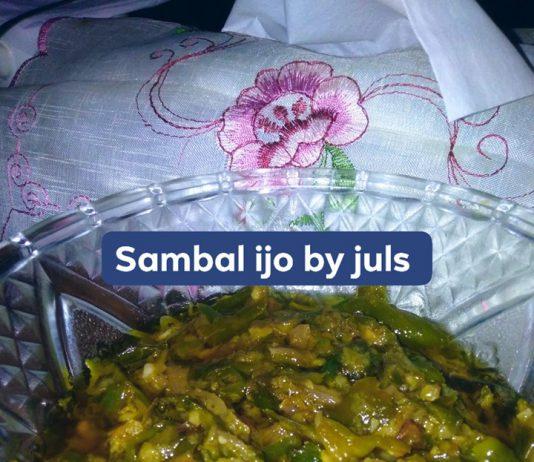 SAMBAL IJO by Julie Darwis