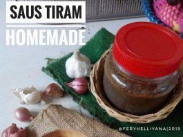 Saus Tiram Homemade by Fery Helliyana