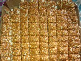 Ting-ting kacang by Anggraini