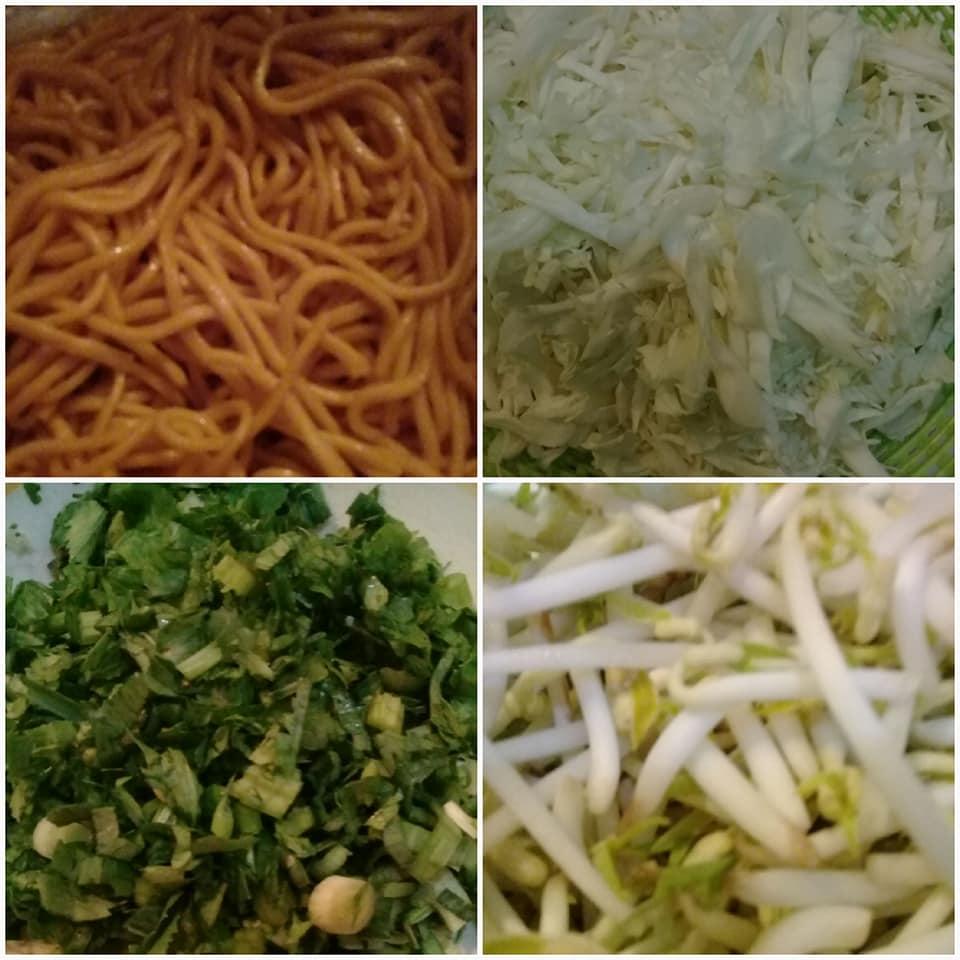 bahan resep mie Aceh by Ida Susanti