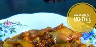 Ayam goreng mentega ala saya by Nayma Nadhira