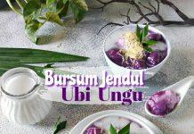 BURSUM JENDUL UBI UNGU by Nia Ma'ruf