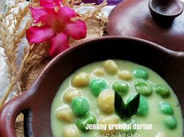 Jenang Grendul Durian by S'muth Chan
