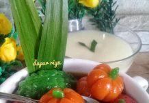 Jenang candil ubi kuning fantasi by Riyu MyBlue