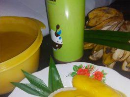 PANGEK PISANG by Sri Idola