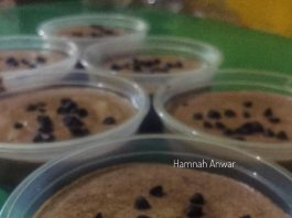 PUDING MILO LUMER by Hamnah Anwar