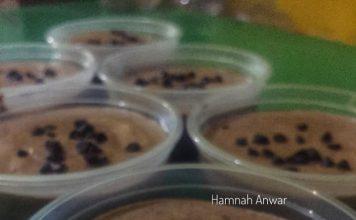 PUDING MILO LUMER by Hamnah Anwar