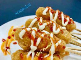 Sempolan Ikan Patin / Ayam by Fah Umi Yasmin