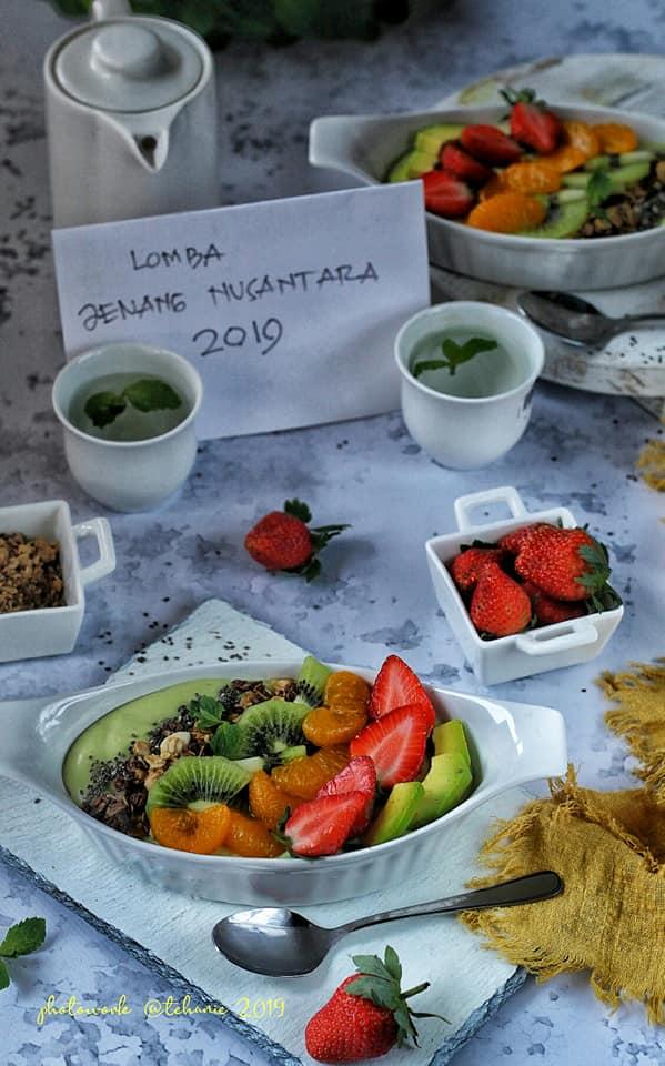Sumsum yogurt avocado by Rumah Kue Tenrilangi 1