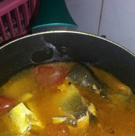 Sup Asam Pedas bandeng by ArinZa Yanti