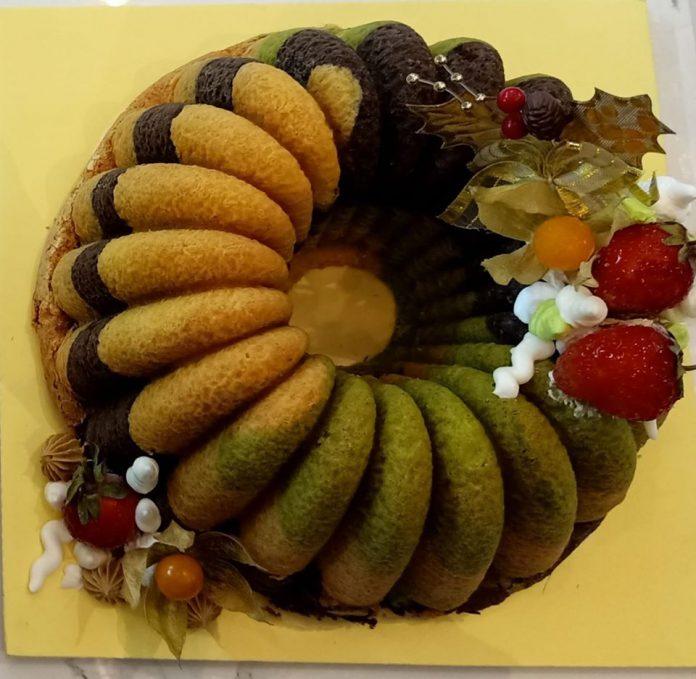 Sweet Cassava Cake by Shoumi Damayanti