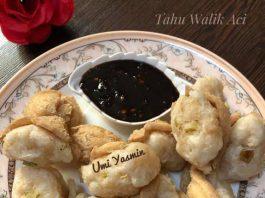 Tahu Aci Kwalik by Fah Umi Yasmin