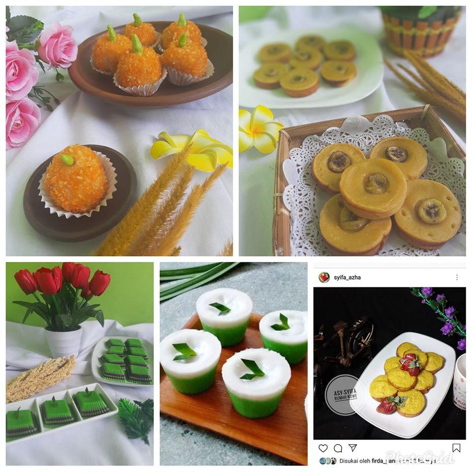 latbar LE MAIMOON kue tradisional
