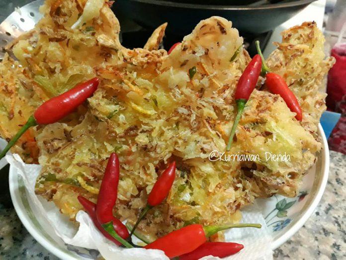 Bakwan sayur Crispy by Dienda Endang Kurniawan