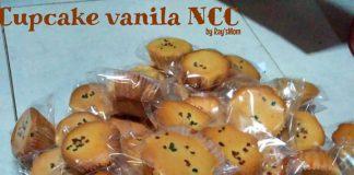 Cupcake Vanila NCC by Ilmia