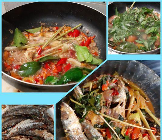 Ikan Pindang masak oblok-oblok by Martha Liem
