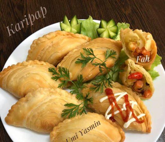 Karipap Pusing by Fah Umi Yasmin