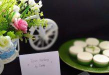 Kue Talam Kentang by Debby Farma