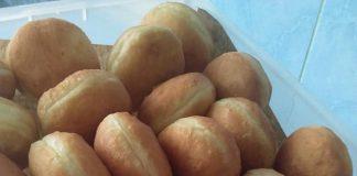 Resep Donut metode Autolyse by Rury Kusuma Dewi