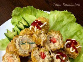 Tahu Rambutan by Fah Umi Yasmin
