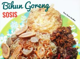 resep bihun goreng by Novie Kurnia Wardani