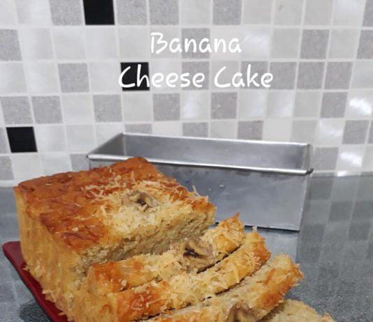 Banana Cheese Cake by wahyu Nursanti Suratman