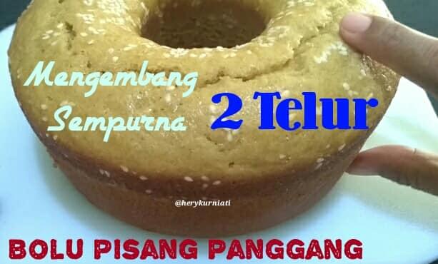 Bolu Pisang Panggang by Hery Kurniati 1