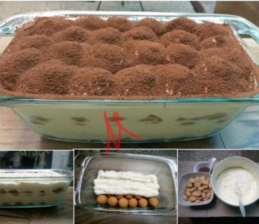 Cream Tiramisu by Fleur Mega