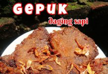 GEPUK DAGING SAPI by Melany Sam's