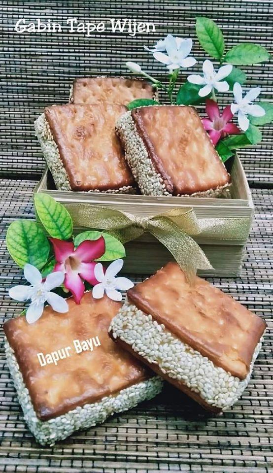Gabin Tape Wijen by Nurbayu Sari