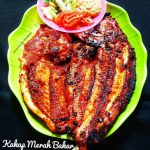 KAKAP MERAH BAKAR by Novie Kurnia Wardani