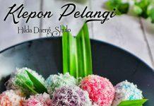 KLEPON PELANGI by Hilda Daeng Shulo