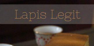 Lapis Legit by Dinni Widia