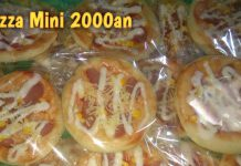 Pizza mini 2000an by Nita Purwaningsih