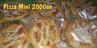 Pizza mini 2000an by Nita Purwaningsih