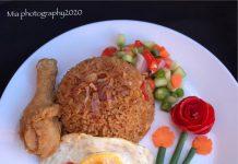 Resep nasi goreng by Nadin Dab