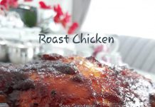 Roast Chicken with Rotisserie by Wahyu Nursanti Suratman