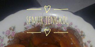 SEMUR JENGKOL by Diana