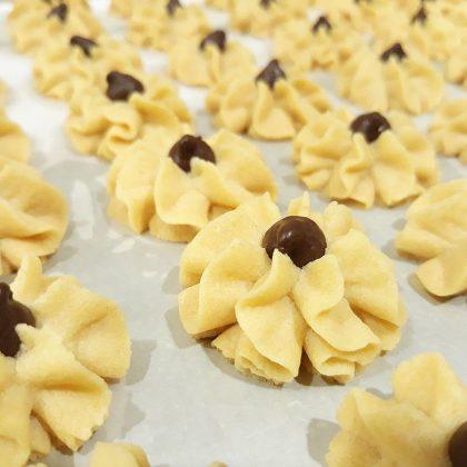 Spritz Cookies atau Kue Semprit by Chitra Annisa Maharani 1