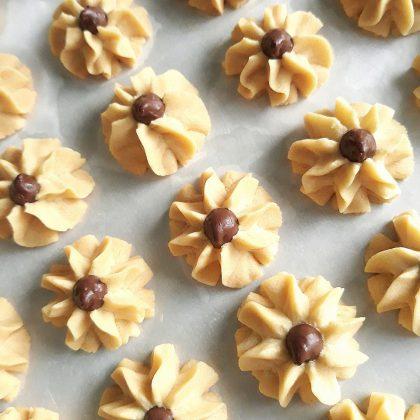 Spritz Cookies atau Kue Semprit by Chitra Annisa Maharani 2