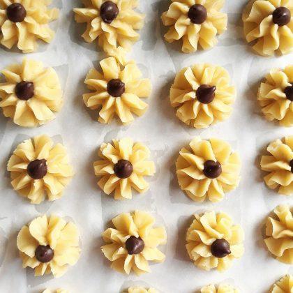 Spritz Cookies atau Kue Semprit by Chitra Annisa Maharani 3