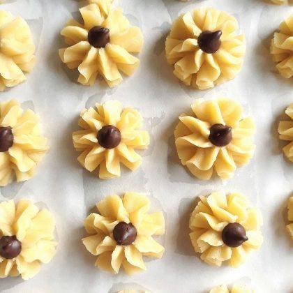 Spritz Cookies atau Kue Semprit by Chitra Annisa Maharani 4