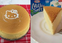 Milky Soft Cheese Cake by Nabil's Kitchen